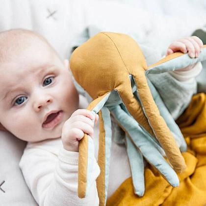 Kindermusthaves - Rammelaar octopus!