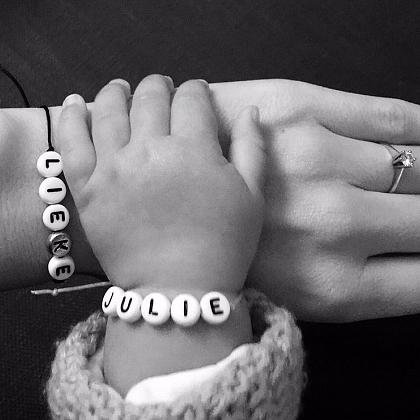 Kindermusthaves - Combideal: moeder en dochter armbandjes!