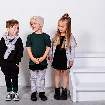 Kindermusthaves - IN THE SPOTLIGHTS: No labels kidswear!
