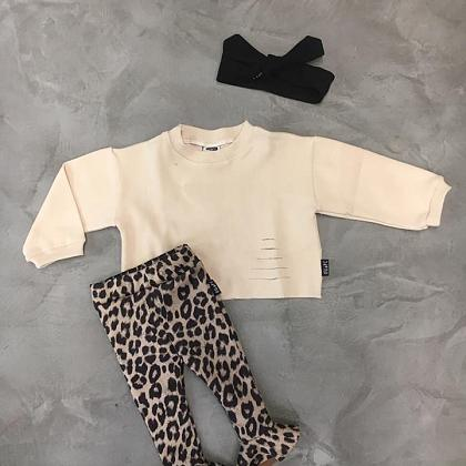 Kindermusthaves - Flared + Leopard = WAUW
