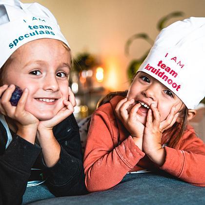 Kindermusthaves - Onze bak challenge voor Sinterklaas!