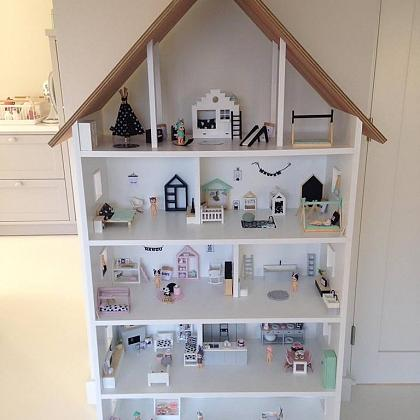 Kindermusthaves - Maatwerk: jouw unieke poppenhuis!