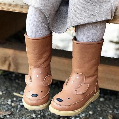 Kindermusthaves - Lion boots!