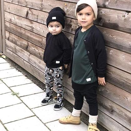 Kindermusthaves - Boysstyle!