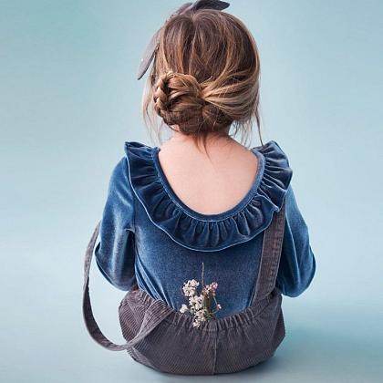 Kindermusthaves - Vintage & velvet!