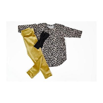 Kindermusthaves - Velvet en panter!