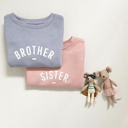 Kindermusthaves - BROTHER vs SISTER