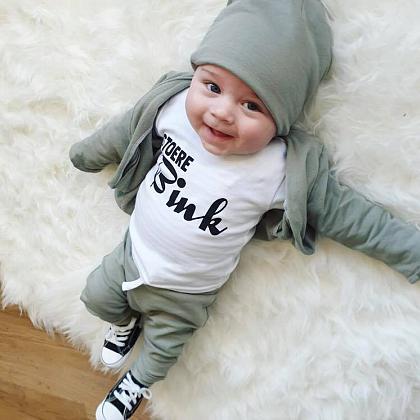 Kindermusthaves - Stoere Bink!