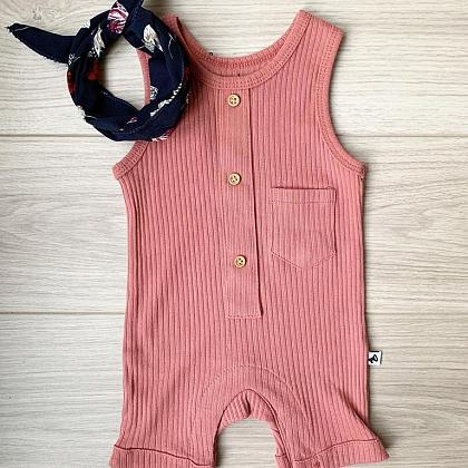 Kindermusthaves - Onesie Rose!