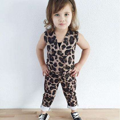 Kindermusthaves - Stoere jumpsuit!