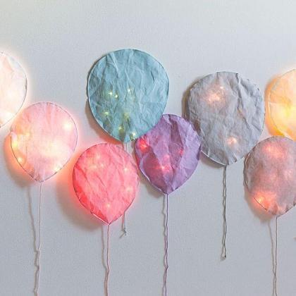 Kindermusthaves - Ballonnen met licht!