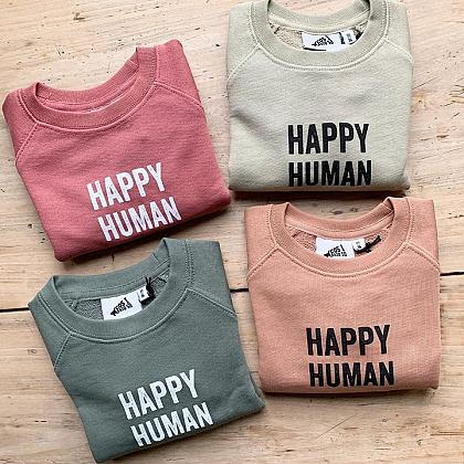 Kindermusthaves - HAPPY HUMAN