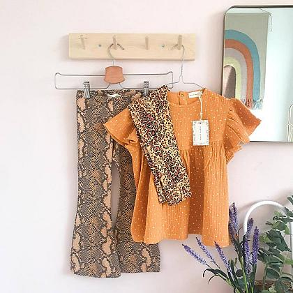 Kindermusthaves - Snakeprint!