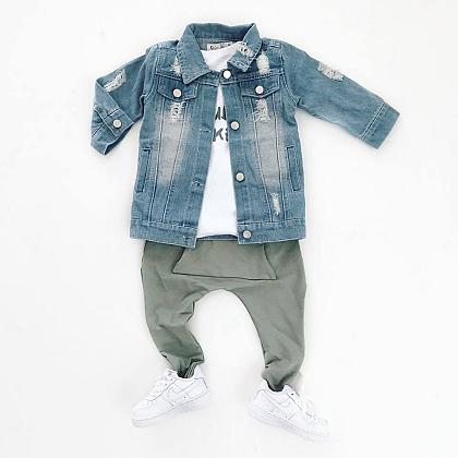 Kindermusthaves - Denim boy!