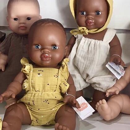 Kindermusthaves - Schattige poppenkleertjes!