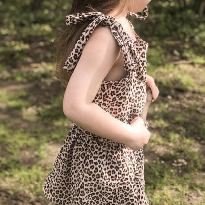 Kindermusthaves - Oud roze leopard!