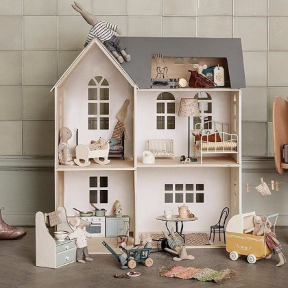 Kindermusthaves - Poppenhuis Maileg!