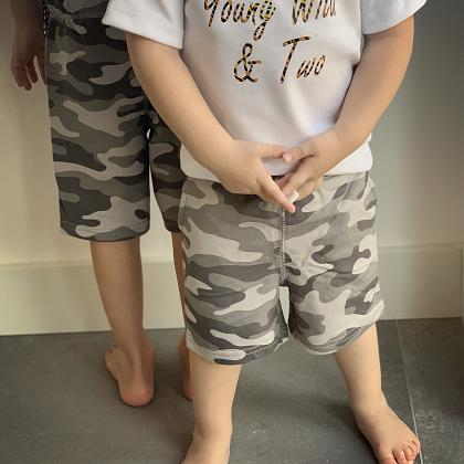 Kindermusthaves - Camo alert!