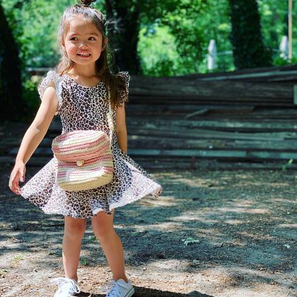 Kindermusthaves - Leopard jurk!