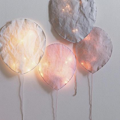 Kindermusthaves - Ballon met lampje!