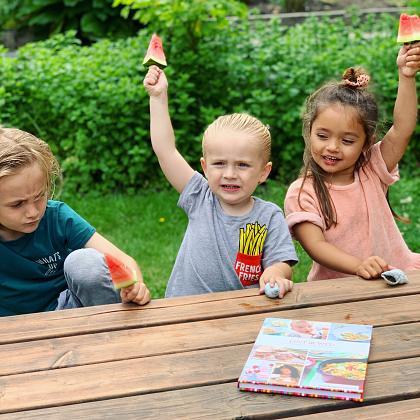 Kindermusthaves - Koken met het kookboek: LUST IK WEL!