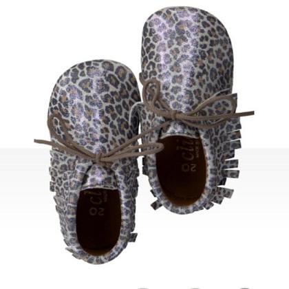 Kindermusthaves - Hippe schoentjes met leopard print!