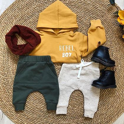 Kindermusthaves - Rebel boy!