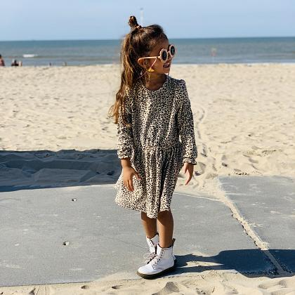 Kindermusthaves - The perfect leopard dress!