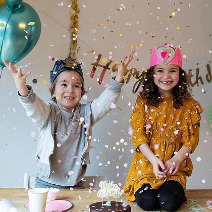 Kindermusthaves - Toffe verjaardagskroontjes!