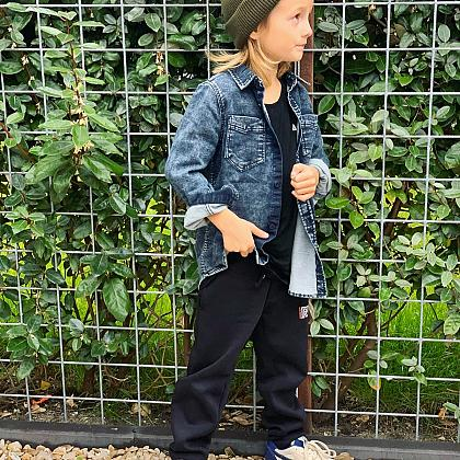 Kindermusthaves - Denim alert!