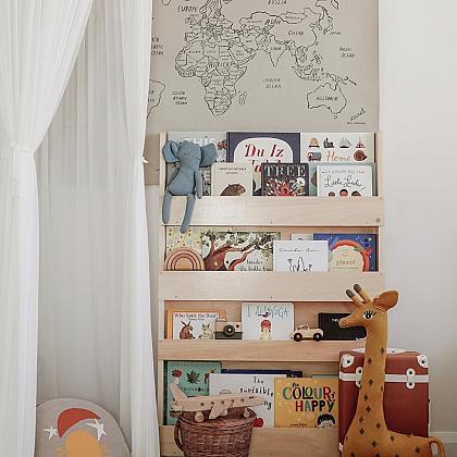 Kindermusthaves - Fantastische boekenkast!