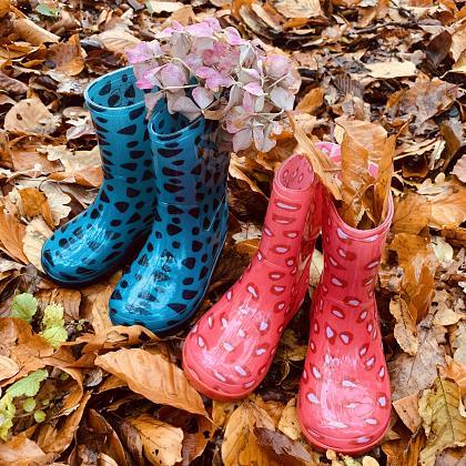 Kindermusthaves - Budgettip: leuke regenlaarzen!
