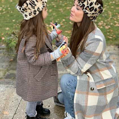 Kindermusthaves - Twinning headbands!