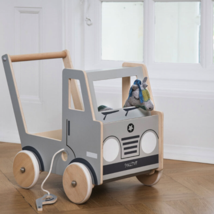 Kindermusthaves - Toffe loopwagen!