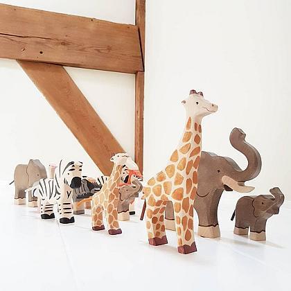Kindermusthaves - De leukste houten diertjes!