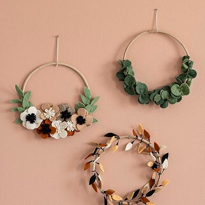 Kindermusthaves - Flower Hoops!