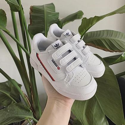 Kindermusthaves - Adidas toppers!