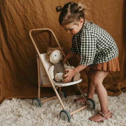 Kindermusthaves - Opvouwbare stroller!