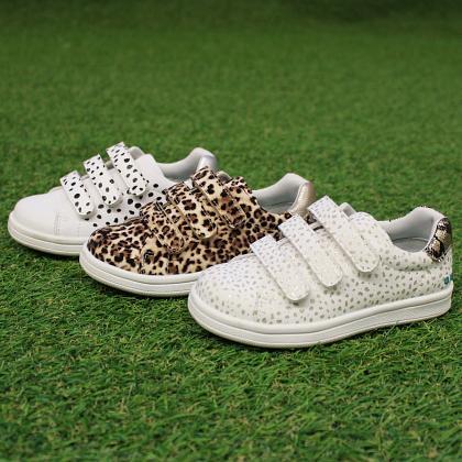 Kindermusthaves - 3x toffe girls sneakers met klittenband!