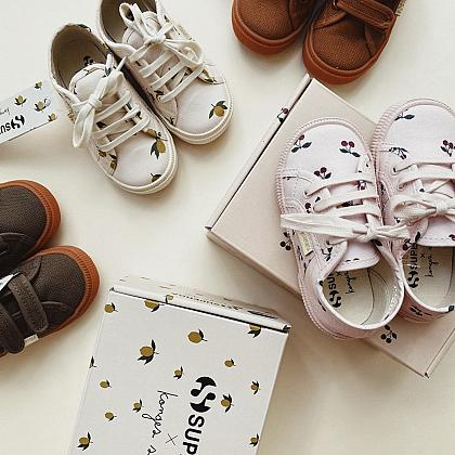 Kindermusthaves - We love Superga!