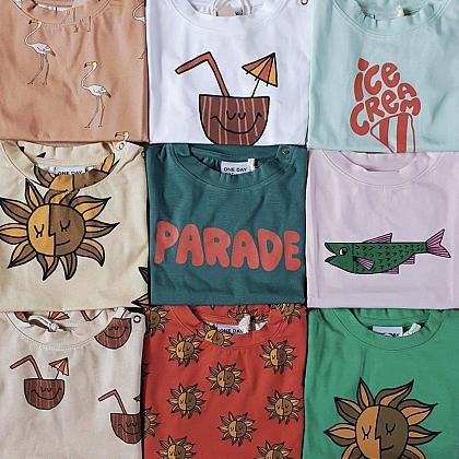 Kindermusthaves - T-shirts met korting!