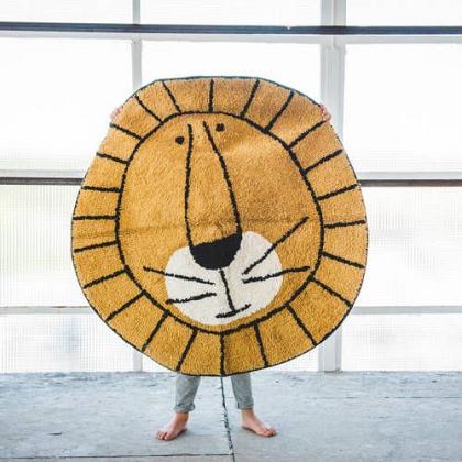 Kindermusthaves - Vloerkleed Lion!