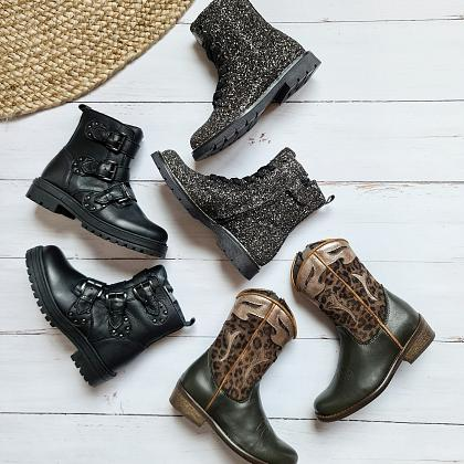 Kindermusthaves - 5x stoere girls boots!