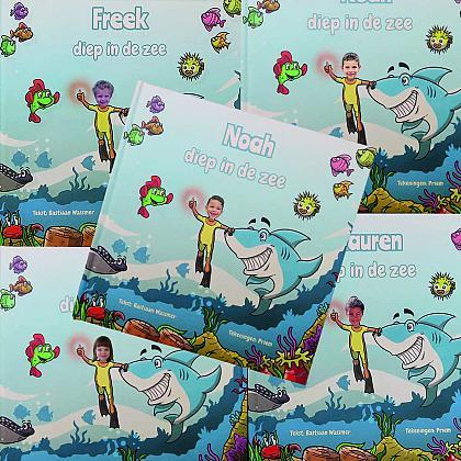 Kindermusthaves - WIN: het nieuwe BiMi Book 'Diep in de Zee'!