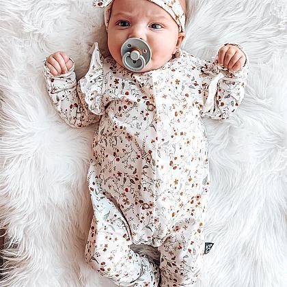 Kindermusthaves - Babypak met bloemenprint!