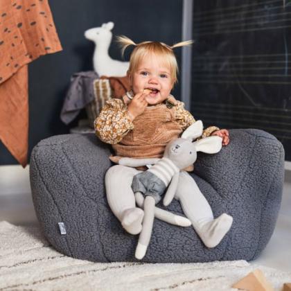 Kindermusthaves - Zacht teddy stoeltje!