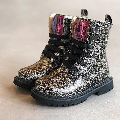 Kindermusthaves - Toffe bikerboots!