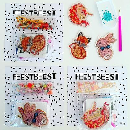Kindermusthaves - DIY met Feestbeest!