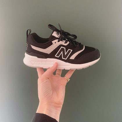 Kindermusthaves - 2x toffe New Balance sneakers!