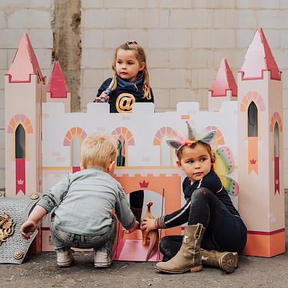 Kindermusthaves - Het magische speelkasteel!